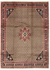 Koliai Matta 205X280 Äkta Orientalisk Handknuten Ljusbrun/Brun (Ull, Persien/Iran)