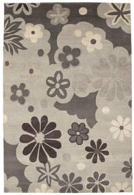 Himalaya Rug 188X279 Authentic  Modern Handknotted Light Brown/Dark Grey (Wool, India)