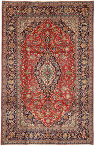Keshan Rug 203X315 Authentic  Oriental Handknotted (Wool, Persia/Iran)