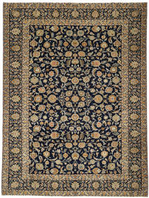 Keshan Patina signed: Hashemi carpet XVZR982