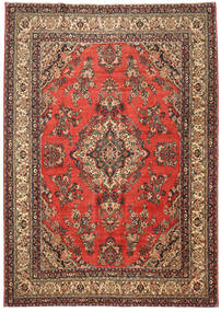 Hamadan Patina Rug 282X400 Authentic  Oriental Handknotted Light Brown/Rust Red Large (Wool, Persia/Iran)