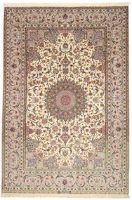 Isfahan Seidenkette Teppich MIE4