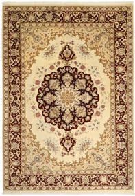Tabriz 50 Raj with silk carpet MIE1