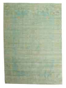 Maharani - Green Rug 250X350 Modern Pastel Green/Dark Grey Large ( Turkey)