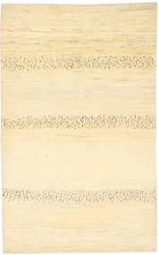 Gabbeh Perzsa Szőnyeg 100X153 Modern Csomózású Bézs (Gyapjú, Perzsia/Irán)