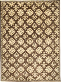 Ziegler Rug 279X370 Authentic  Oriental Handknotted Beige/Brown Large (Wool, Pakistan)