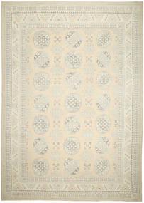 Ziegler Ariana Teppich  294X418 Echter Orientalischer Handgeknüpfter Dunkel Beige/Beige Großer (Wolle, Afghanistan)
