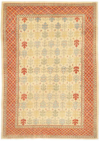 Ziegler Ariana Rug 183X264 Authentic  Oriental Handknotted Beige/Light Brown (Wool, Afghanistan)