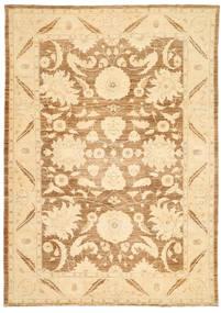 Ziegler Ariana Rug 183X269 Authentic  Oriental Handknotted Beige/Dark Beige (Wool, Afghanistan)