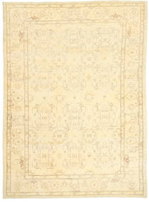 Ziegler Ariana Rug 177X250 Authentic  Oriental Handknotted Beige/Yellow (Wool, Afghanistan)