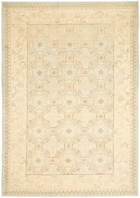 Ziegler Ariana Rug 186X274 Authentic  Oriental Handknotted Beige/Yellow (Wool, Afghanistan)