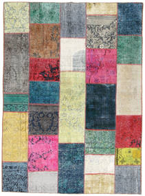 Patchwork carpet XVZR1455