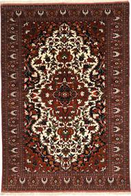Kurdi Ghuchan Matto 200X294 Itämainen Käsinsolmittu Tummanpunainen/Tummanruskea (Villa, Persia/Iran)