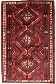 Lori Teppe 166X258 Ekte Orientalsk Håndknyttet Mørk Rød/Mørk Brun (Ull, Persia/Iran)