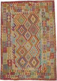 Kelim Afghan Old style Teppich ABCO393