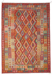 Kelim Afghan Old style Teppich ABCO351