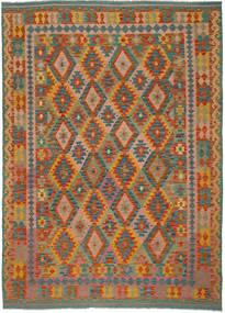 Kelim Afghan Old style Teppich ABCO349