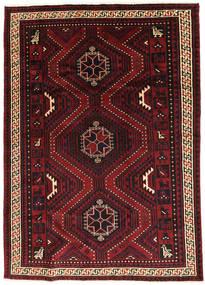 Lori Matto 180X260 Itämainen Käsinsolmittu Tummanpunainen/Tummanruskea (Villa, Persia/Iran)