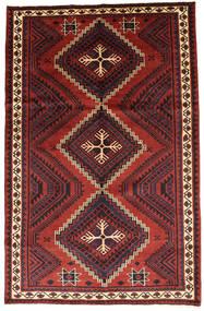 Lori Covor 165X260 Orientale Lucrat Manual Roșu-Închis/Ruginiu (Lână, Persia/Iran)