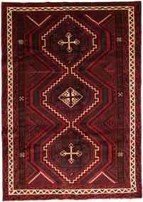 Lori Matto 173X252 Itämainen Käsinsolmittu Tummanruskea/Tummanpunainen (Villa, Persia/Iran)