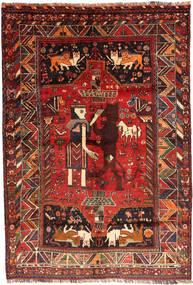 Qashqai pictorial carpet RXZA855