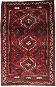 Lori Tapijt 172X270 Echt Oosters Handgeknoopt Donkerrood/Zwart (Wol, Perzië/Iran)
