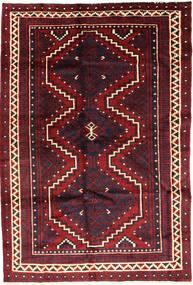 Lori Dywan 167X255 Orientalny Tkany Ręcznie Ciemnoczerwony/Beżowy (Wełna, Persja/Iran)