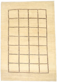 Gabbeh Persisk Matta 174X253 Äkta Modern Handknuten Beige/Ljusbrun (Ull, Persien/Iran)