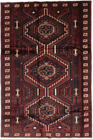 Lori Rug 171X259 Authentic  Oriental Handknotted Dark Red/Brown (Wool, Persia/Iran)