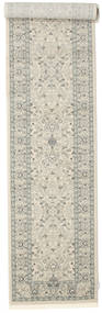 Ziegler Michigan - Green/Beige Rug 80X400 Oriental Hallway Runner  Light Grey/Dark Beige ( Turkey)