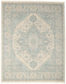 Ziegler Phoenix - Beige/Blue Rug 250X300 Oriental Light Grey/Beige Large ( Turkey)