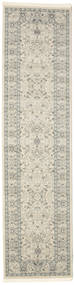 Ziegler Michigan - Green/Beige Rug 80X300 Oriental Hallway Runner  Light Grey/Beige ( Turkey)