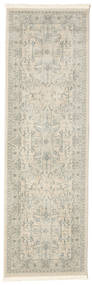 Ziegler Manhattan Rug 80X250 Oriental Hallway Runner  Light Grey/Beige ( Turkey)