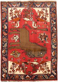 カシュガイ 絨毯 RXZA915