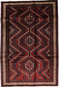 Lori Matto 173X255 Itämainen Käsinsolmittu Tummanruskea/Tummanpunainen (Villa, Persia/Iran)