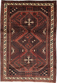 Lori Rug 180X262 Authentic  Oriental Handknotted Dark Brown/Brown (Wool, Persia/Iran)