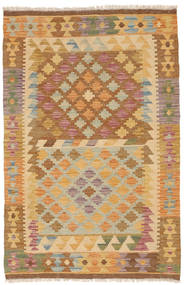 Kilim Afghan Old style carpet ABCO1821