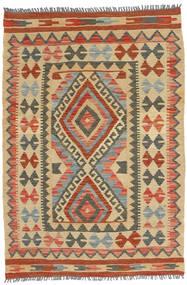 Kelim Afghan Old style teppe ABCO1910