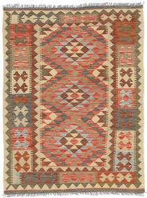 Kilim Afghan Old style carpet ABCO1916