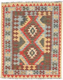Kilim Afghan Old style carpet ABCO1861
