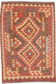 Kilim Afghan Old style carpet ABCO2540