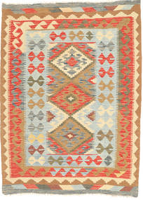 Kilim Afghan Old style carpet ABCO2582