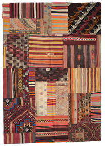 Kilim Patchwork rug XCGZF1458