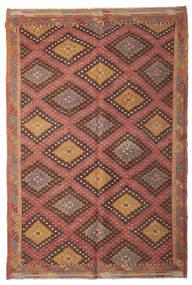 Tappeto Kilim semi-antichi Turchi XCGZF909