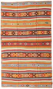 Kelim Semiantik Tyrkiet Tæppe 176X296 Ægte Orientalsk Håndvævet Lysebrun/Orange (Uld, Tyrkiet)