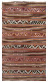Kilim Pół -Antyk Tureckie Dywan 166X290 Orientalny Tkany Ręcznie Brązowy/Jasnobrązowy (Wełna, Turcja)