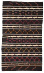 Tappeto Kilim semi-antichi Turchi XCGZF1365