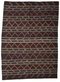 Kilim semi antique Turkish carpet XCGZF1334
