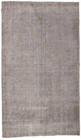 カラード ヴィンテージ 絨毯 150X260 モダン 手織り 薄い灰色/濃いグレー (ウール, トルコ)