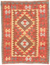 Kelim Afghan Old style teppe ABCO2402